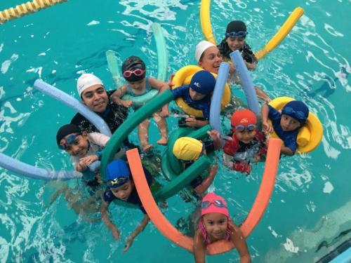 clases de natacion para niños acuaticnando - 5