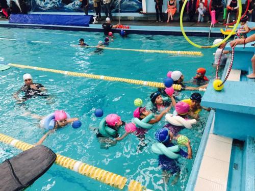 clases de natacion para niños acuaticnando - 1